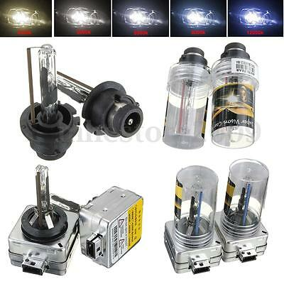 2x 35W D1S/D1C D2R D2S D3S D4S HID Xenon Replacement Headlight Light Lamp Bulb
