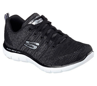 NEU SKECHERS Damen Sneakers FLEX APPEAL 2.0-NEWSMAKER Türkis