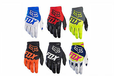 2017 Fox Racing Youth Dirtpaw Motocross Gloves Dirtbike Atv Offroad Bmx Kids Mx