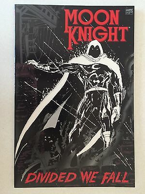 Moon Knight Divided We Fall graphic novel VF Denys Cowan Bruce Jones