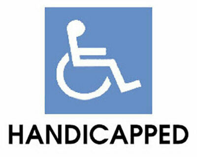 Handicapped Windshield Pass