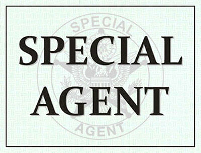 Special Agent Windshield Pass