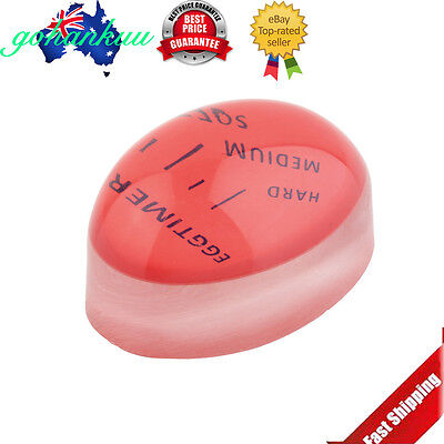 Egg Perfect Color Changing Timer Yummy Soft Hard Boiled Eggs Cooking Kitchen DS