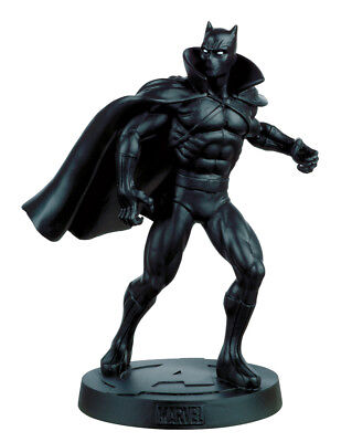 "Marvel Fact Files Special #20 ""black Panther"" Figurine (Eaglemoss) New"