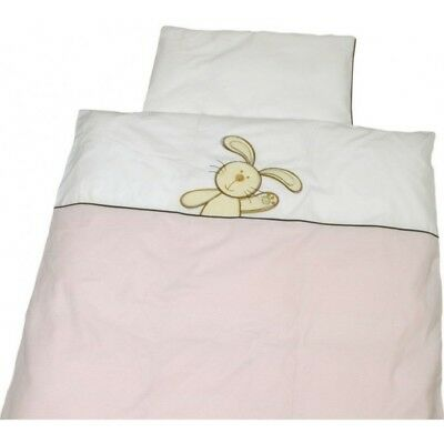 Be Be's Collection 328-52 Bed linen Hasi 100 x 135 pink