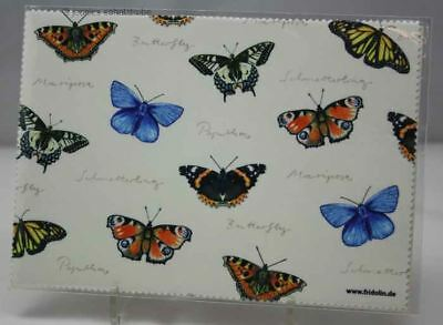 Glasses cleaning Cloth / Microfiber cloth / cloth Nature Fun - BUTTERFLY