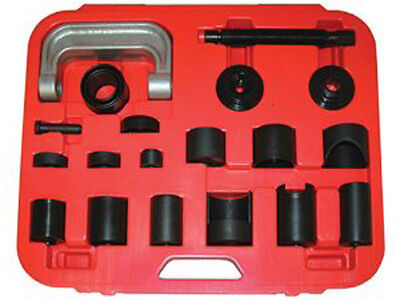 FORGED CLAMP 21 pc C Frame BALL JOINT 4WD Truck SUV 4x4 Service Set Kit in Case