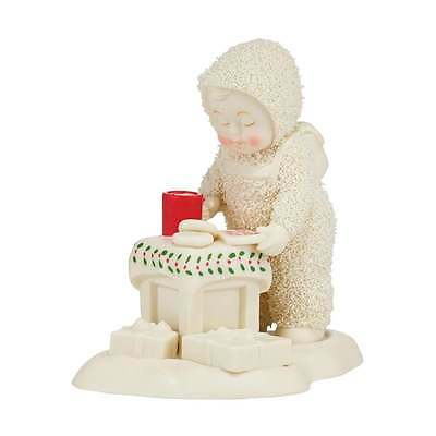 Snowbabies Department 56 Specially For Santa Figurine New Boxed 4045662