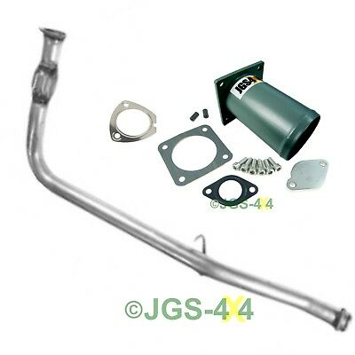 Land Rover Discovery 2 & Defender TD5 EGR Removal Kit + De-Cat Pipe