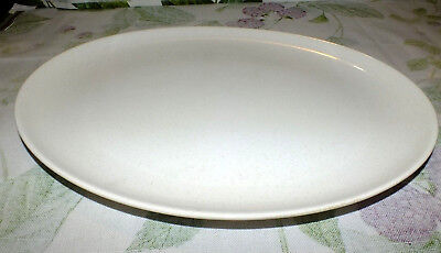 Taylor Smith & Taylor Pebbleford Marble Small Platter Serving Plate  Exc