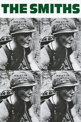 The Smiths- Meat Is Murder Poster Print, 24x36