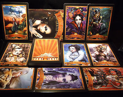 Sealed & Brand New! Divine Circus Card & Book Oracle Divination Fortunetelling