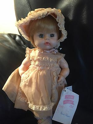 "Vintage 1965 13"" Madame Alexander Sweet Tears Doll Original Clothes"