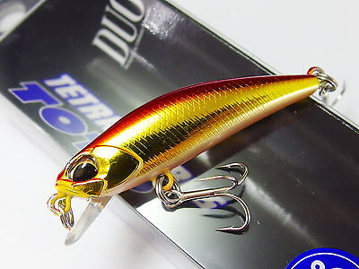 DUO - TETRA WORKS TOTO 42S 2.8g ASA0026 RED GOLD