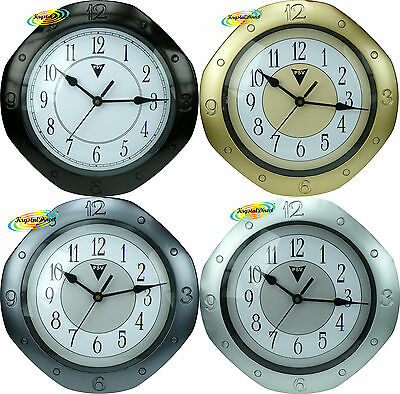 PSV 3351 SWEEP Wall Home Clock Analogue