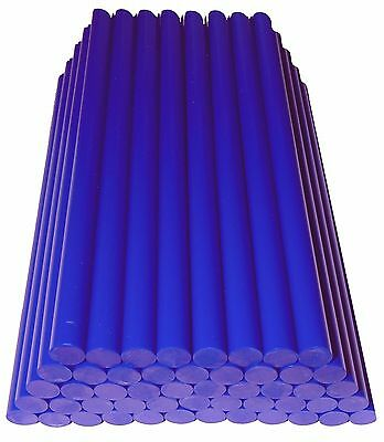 PDR Ausbeul HEISSKLEBER 50 Sticks 1kg Ultramarin - BLAU Sticks 200x11,3mm Hart