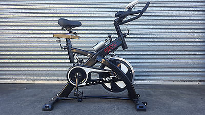 BLACK SERIES - New Commercial Pro-300 Spin Exercise Bike Home Gym Fitness