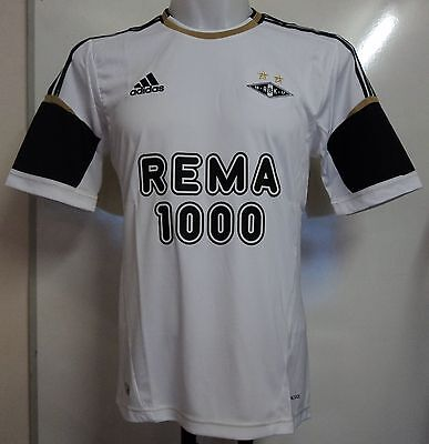 Rosenborg Bk 2012/13 Home Shirt By Adidas Adults Size Large Brand New With Tags