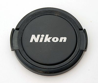 52mm Center Pinch Front Lens Cap for Nikon LC-52 35mm 50mm 18-55mm 55-200mm NEW