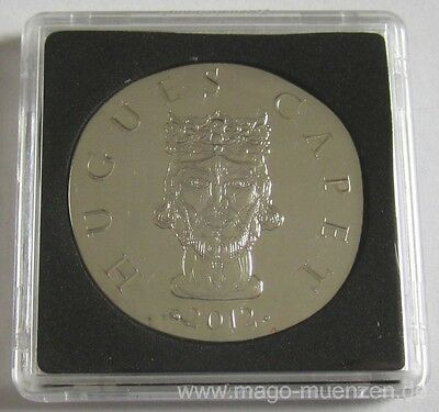 France 10 Euro 2012 Hugues Capet Silver