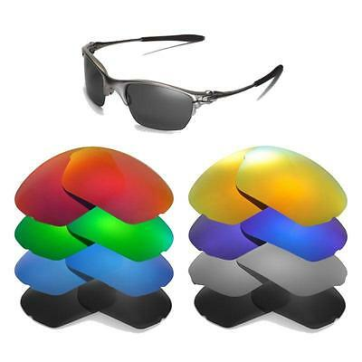 1972666fef Walleva Replacement Lenses for Oakley Half X Sunglasses - Multiple Options