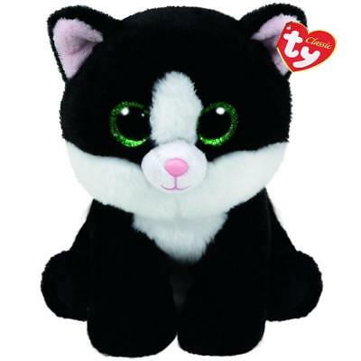 Ty Beanie Babies 90246 Ava the Black Cat Buddy Classic