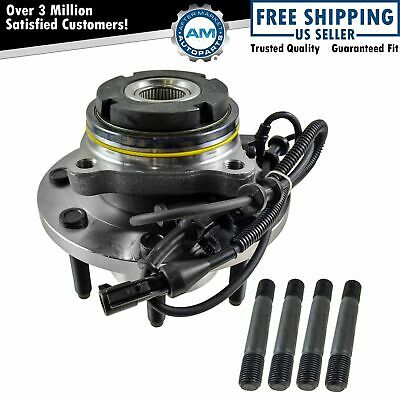 Front Wheel Hub & Bearing Left or Right for Ford F250 F350 Excursion 4x4 4WD