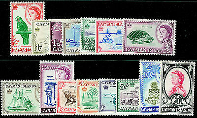 Sg165-179, complete set, UNMOUNTED MINT. Cat £88.