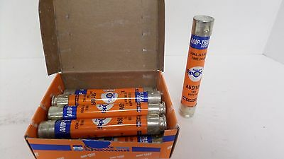 Ferraz Shawmut Amp-Trap 2000 Smart Spot Lot of 9, A6D10R, Duel Element