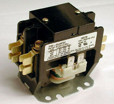 Tanning Bed Relay Contactor ETS 10070 Tyco, Product Unlimited 310020u55, 220V