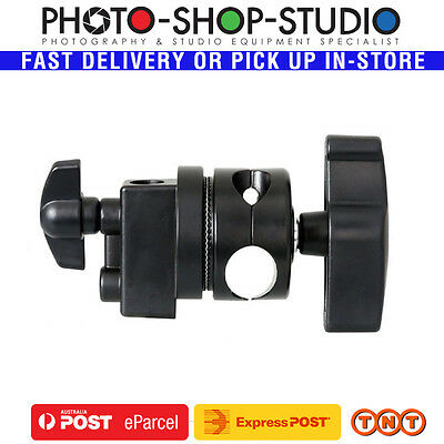 AU*Fotolux M11-033B |Boom Arm Clamp ONLY * for Studio Light Stand Reflector Arm