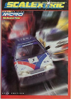 Scalextric 1996 Catalogue - 37th Edition