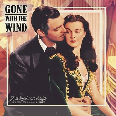 Gone With the Wind Wall Calendar