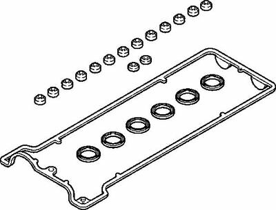 Rocker Cover Gasket Set 11127832034 3/Z3/Z4 ELRING 353.540