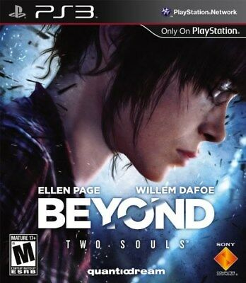 Playstation 3 Ps3 Game Beyond Two Souls  Brand New & Factory Sealed