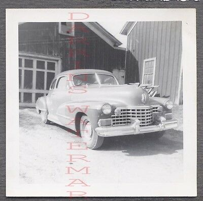 Vintage Car Photo 1942 Cadillac Automobile 686667