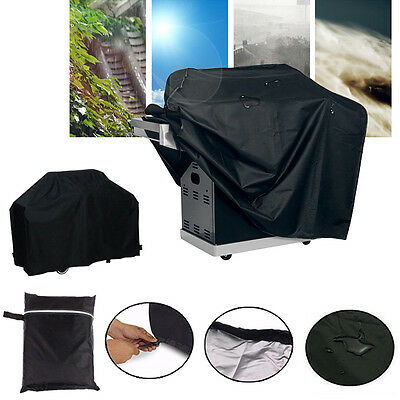 67''BBQ Cover Outdoor Waterproof Garden Patio Gas Grill Housses Protect Barbecue