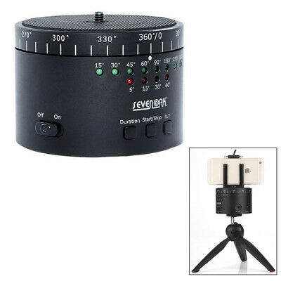 Panoramic Tripod Ball Head Timelapse + Tripod for Smartphone Camera and GoPro