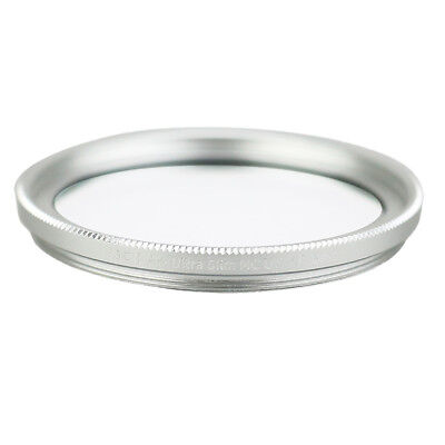 Camera Photo A+ Ultra Slim Multi-Coated UV Lens Filter for 40.5mm / Silver