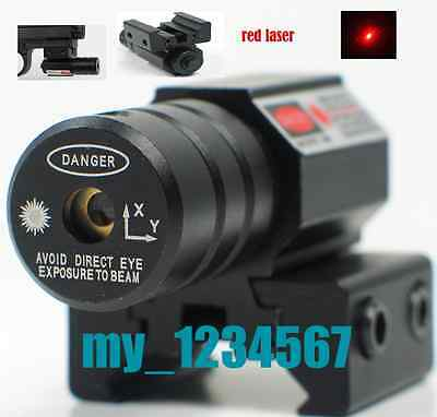 Red Dot Laser Sight Hunting Scope with 11mm/20mm Picatinny/Weaver/Rail Mount