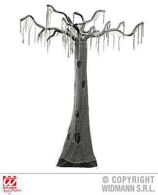 HAUNTED HANGING HALLOWEEN TREE 280 cm Decoration for Halloween Party