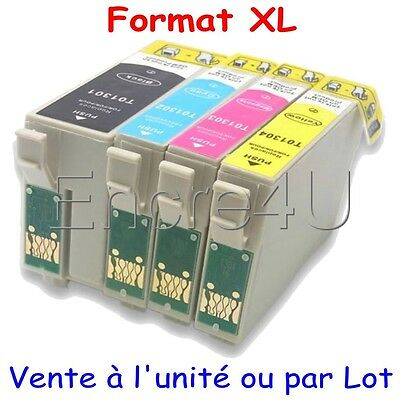 Epson Stylus Office BX635FWD - Pack cartouches XL compatibles - Cerf (non-OEM)