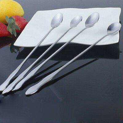 Stainless Steel Drink Cocktail Mixer Bar Stirring Spoon DIY Accessories USTS