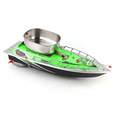 Remote Control RC Radio Bait Fish Finder Fishing Nest Lure Boat Ship Gadget