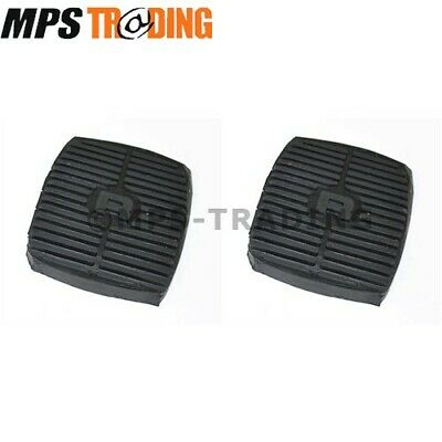 Range Rover Classic Clutch & Brake Pedal Rubber Pad Set - 2 X 575818