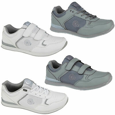 Mens/Womens Bowls Bowling Sports Lace Up/Velcro Shoes Trainers Sizes 4 to 11
