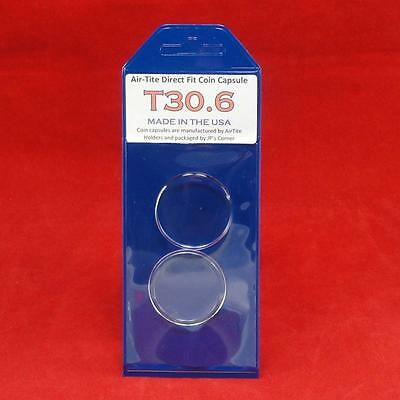 AirTite Direct Fit Coin Holder Capsule - Individual Retail Pkg Model T30 Qty 1