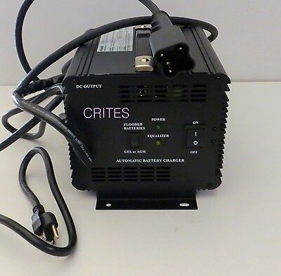 48 Volt 15 Amp Golf Cart Car Battery Charger For 2007 and Up Yamaha