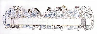 Cross Stitch Kit ~ Design Works The Last Supper Jesus and Apostles #DW2532