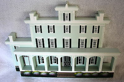 Sheila's 1995 Collectible Victorian Home MERRY SHERWOOD Berlin, Maryland w/ Box